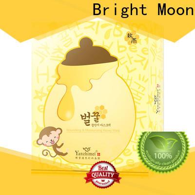 Bright Moon nourishing skin face mask company for lips