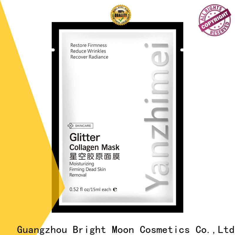 Bright Moon Best mud face mask supply for ladies