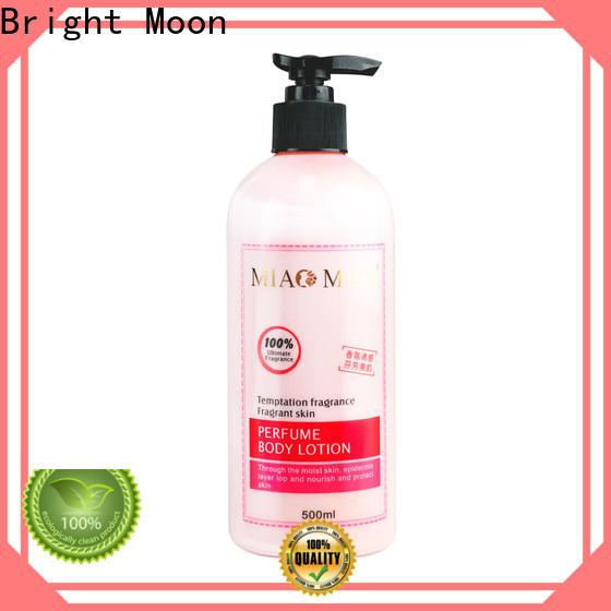 Bright Moon whitening body treatment products supply for importer