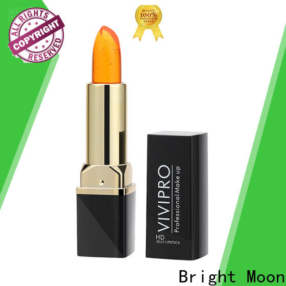 Bright Moon long wear lipstick company for ladies