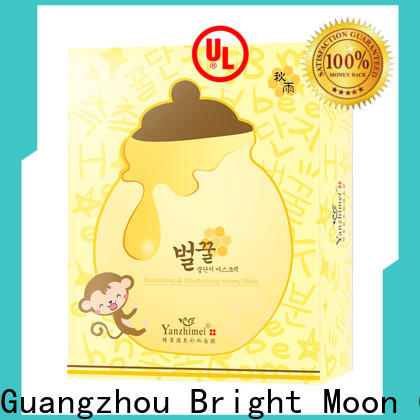 Bright Moon honey mud face mask suppliers for girls