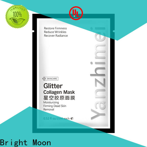 Bright Moon high energy cosmetic mask company for ladies