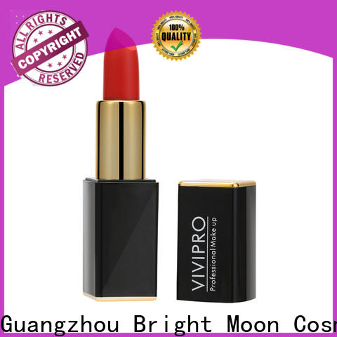 Bright Moon pigment moisturizing lipstick for sale for girls