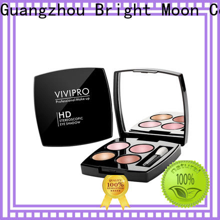 Bright Moon lengthening makeup eyeshadow factory for facial cleansing