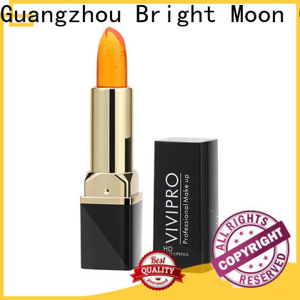 Bright Moon Wholesale moisturizing lipstick for business for lips