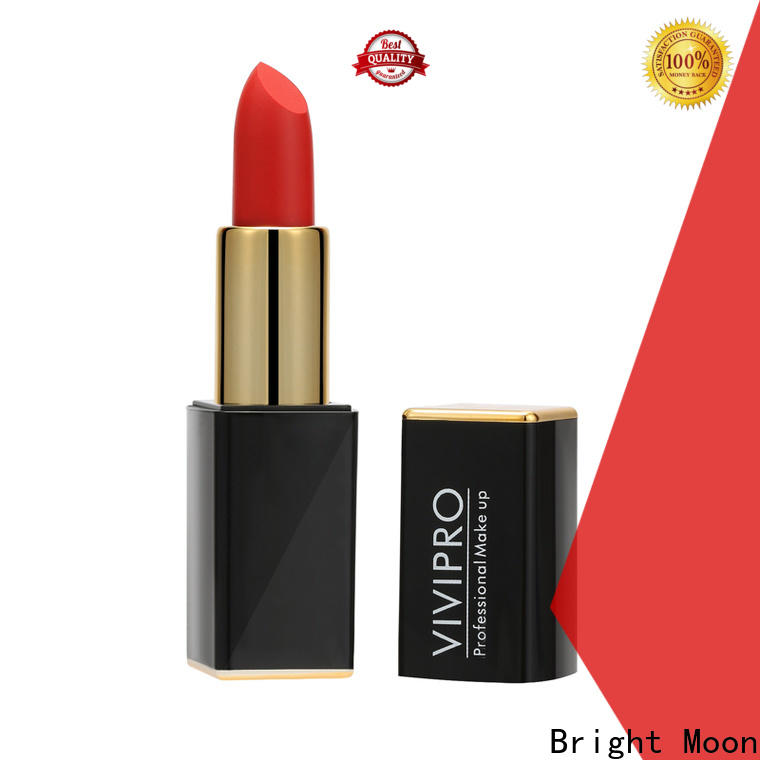 Bright Moon New long wear lipstick company for ladies