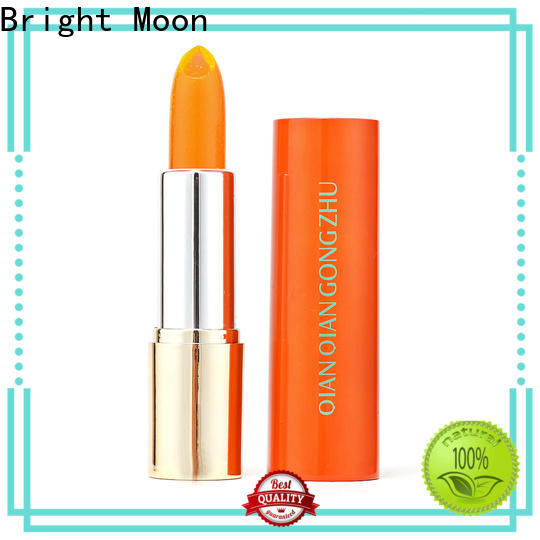 Bright Moon waterproof liquid lipstick company for ladies