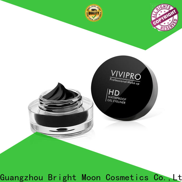 Bright Moon waterproof eye cosmetics manufacturers for choose