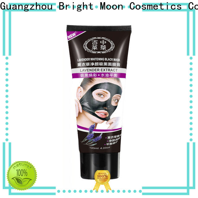 Wholesale skin face mask glitter company for ladies