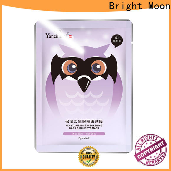 Bright Moon High-quality eye treatment products for business for skin tone