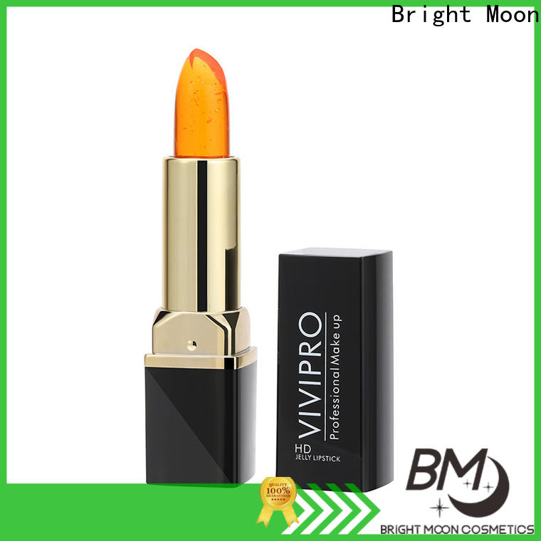 Bright Moon New matte lipstick supplier manufacturers for lips