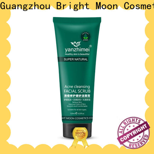 Bright Moon yzm5684 face cleansers suppliers for facial cleansing