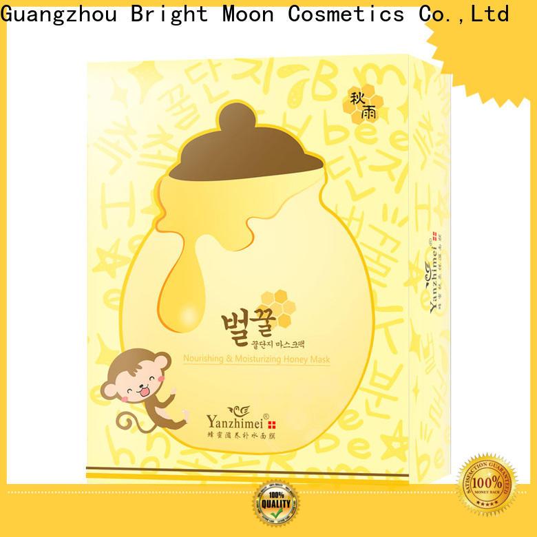 Bright Moon whitening skin care masks for business for girls