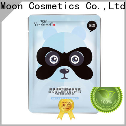 Bright Moon transparent eye skin care products for sale for cosmetic industry