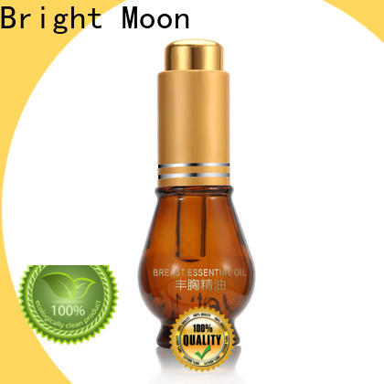 Bright Moon Wholesale breast enhancement oil company for cosmetic industry