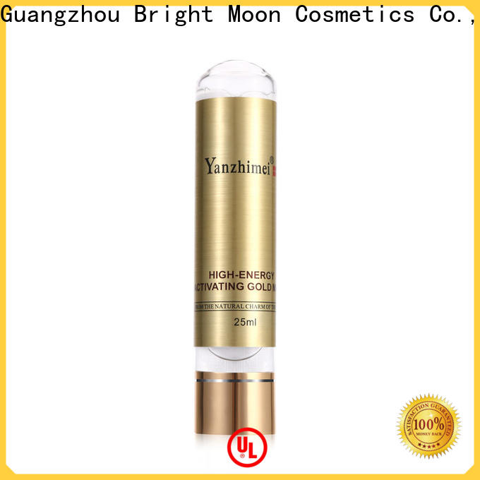 Bright Moon whitening skin face mask factory for girls