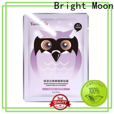 Bright Moon closely fit eye skin care products factory facial cover
