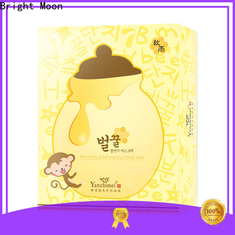 Bright Moon Latest facial treatment mask company for ladies