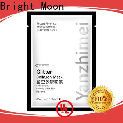 New face mask sheet glitter company for girls