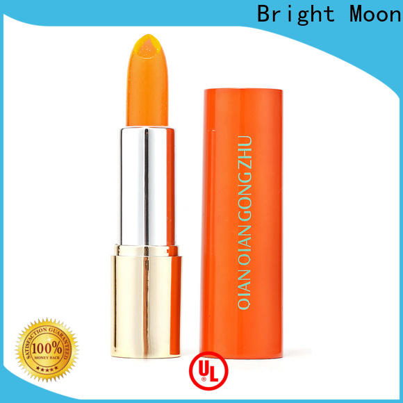Bright Moon Latest matte lipstick makeup company for ladies