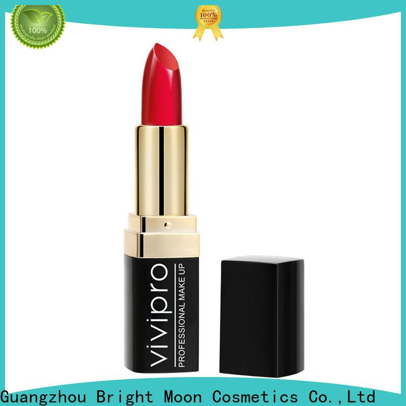 Bright Moon magnet matte lipstick makeup manufacturers for girls