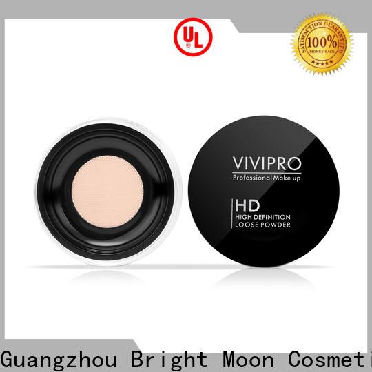 Bright Moon New highlight setting powder suppliers for cosmetic industry