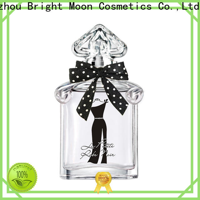 Bright Moon glass perfume industry factory for global trade