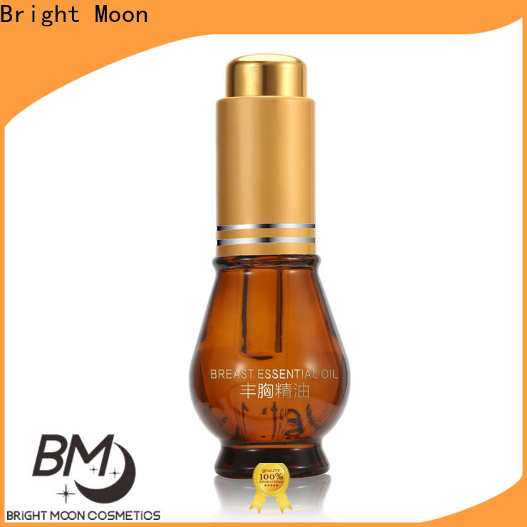 Bright Moon Top breast tightening oil company for cosmetic industry