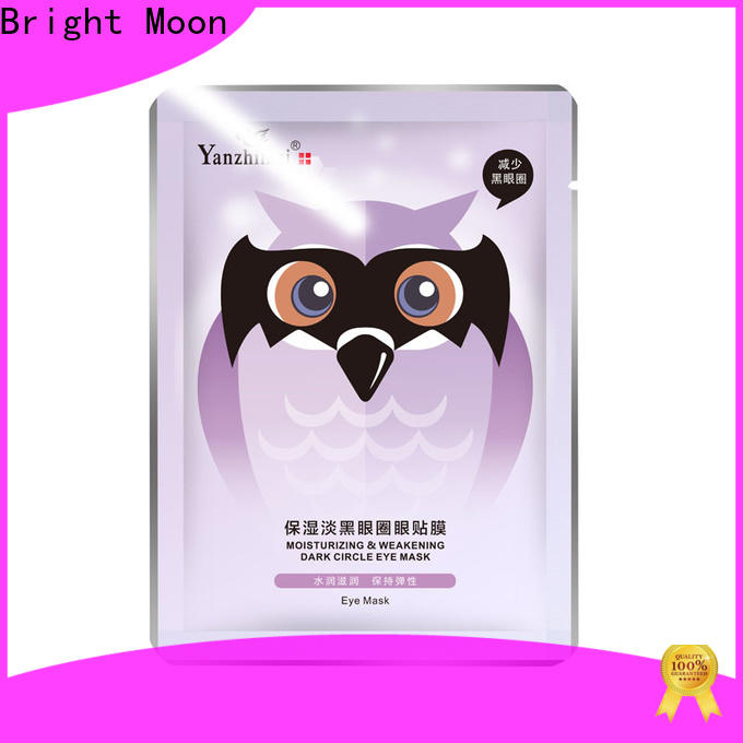 Bright Moon New eye skin care products factory for cosmetic industry