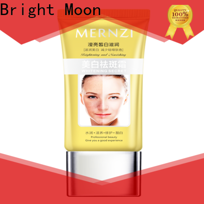Bright Moon whiteningantifreckle freckle removal cream manufacturers for face