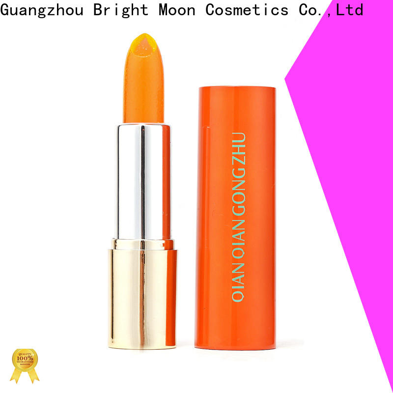 Latest waterproof lipstick pigment factory for girls