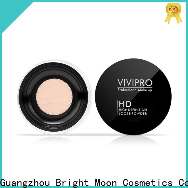 Bright Moon long last face power company for cosmetic industry