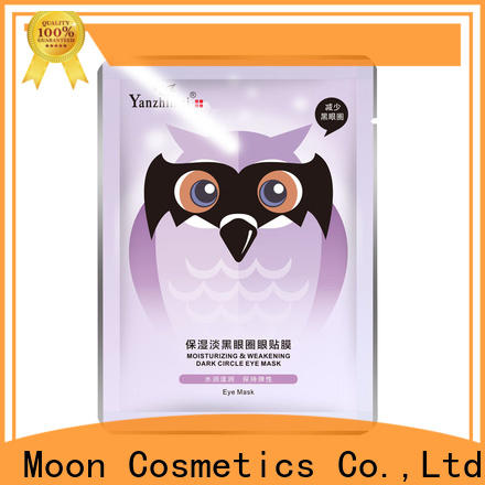 Bright Moon New eye treatment products suppliers for skin tone