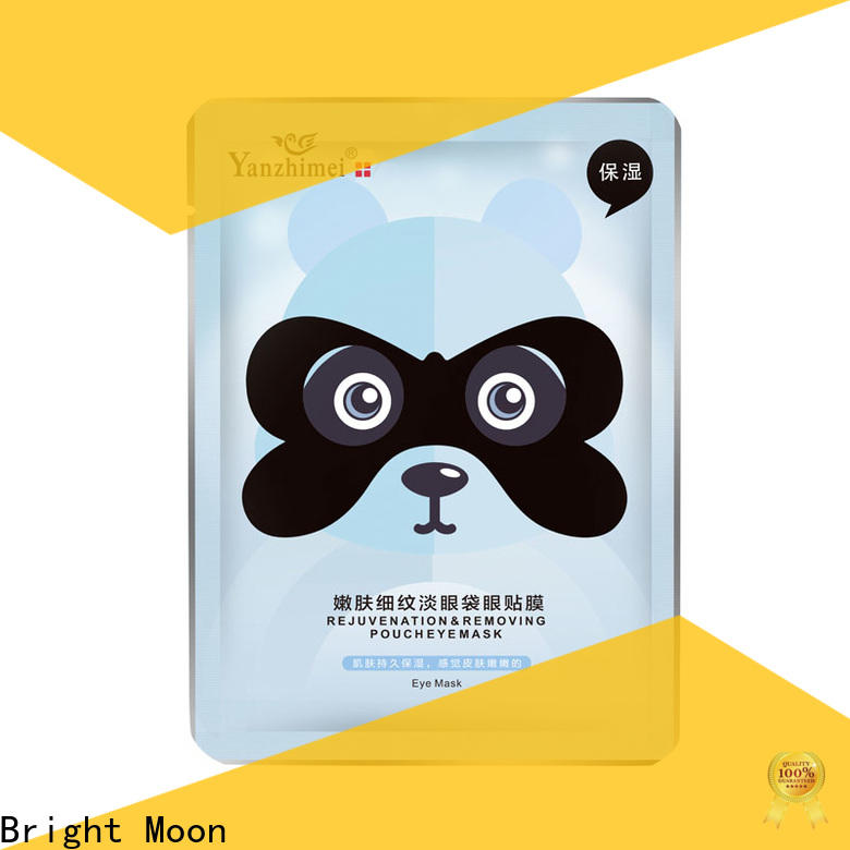 Bright Moon Latest eye skin care products supply facial cover