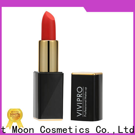 Wholesale waterproof lipstick lipgloss company for ladies