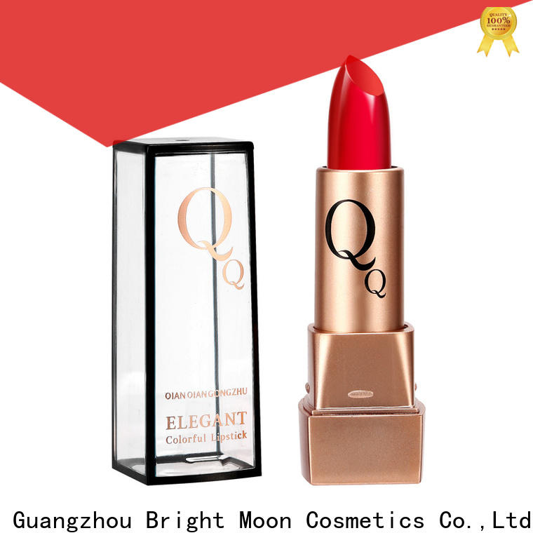 Bright Moon magnet waterproof liquid lipstick suppliers for girls