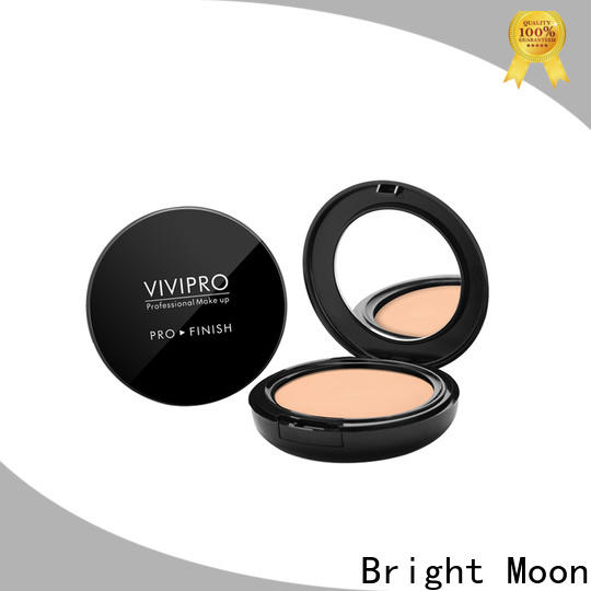 Bright Moon packaging beauty powder factory for cosmetic industry