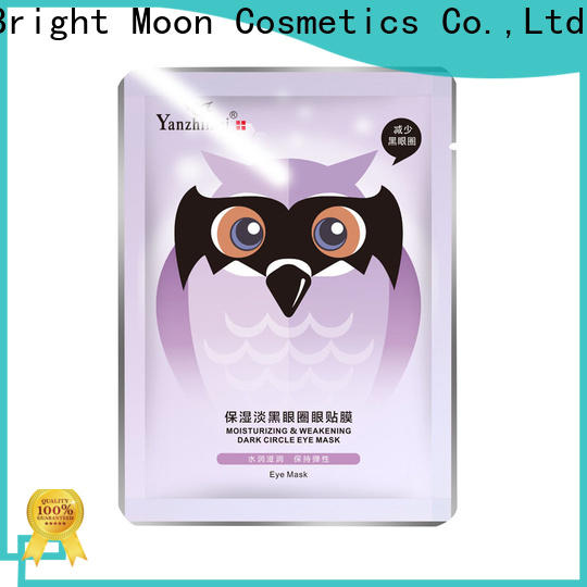 Bright Moon Latest eye care product factory for cosmetic industry