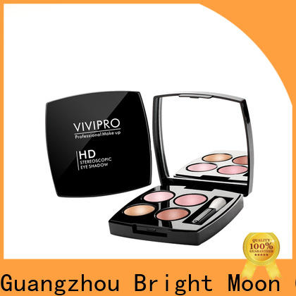 Bright Moon smooth eye cosmetics supply for skincare