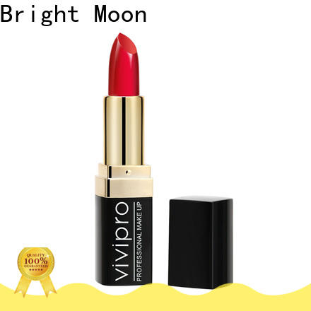 Bright Moon New matte lipstick makeup company for ladies