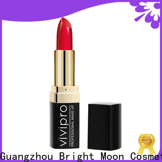 Bright Moon New matte lipstick manufacturer supply for lips