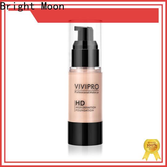 Bright Moon waterproof powder blusher supply facial cover