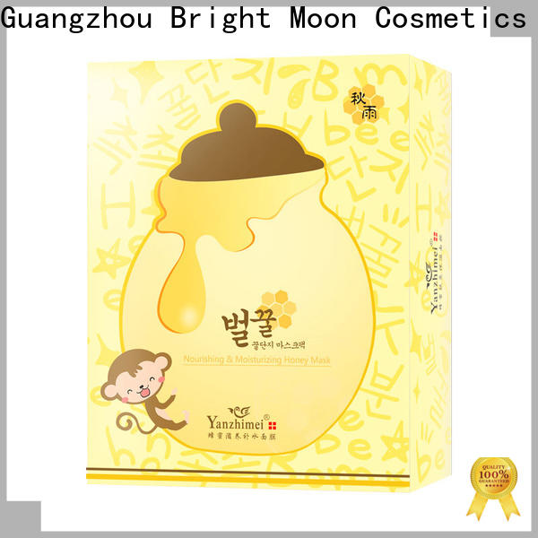 High-quality face mask sheet glitter company for girls