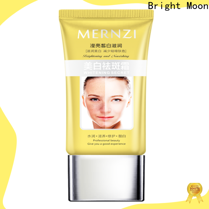 Bright Moon acnecream freckles cream suppliers for face