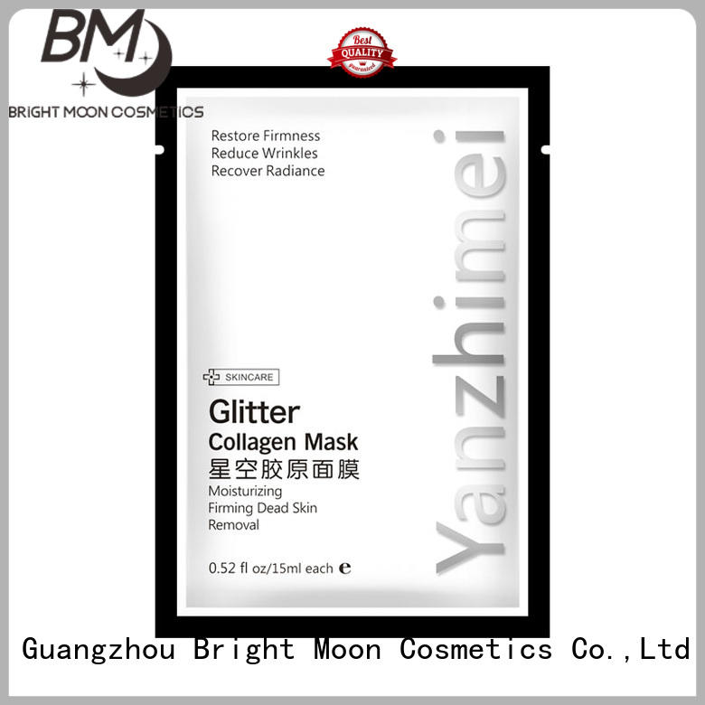 nourish facial treatment mask supplier for ladies Bright Moon