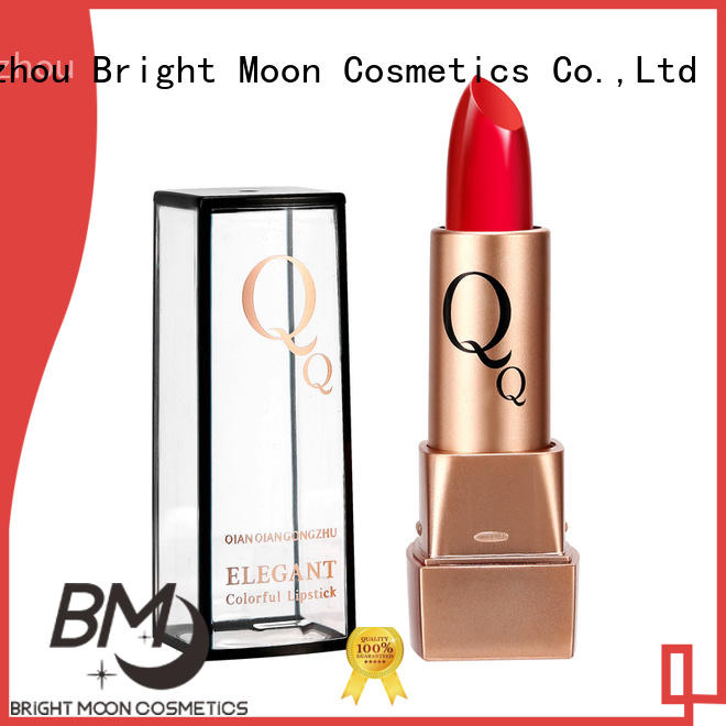 Bright Moon lipgloss waterproof liquid lipstick for sale for girls