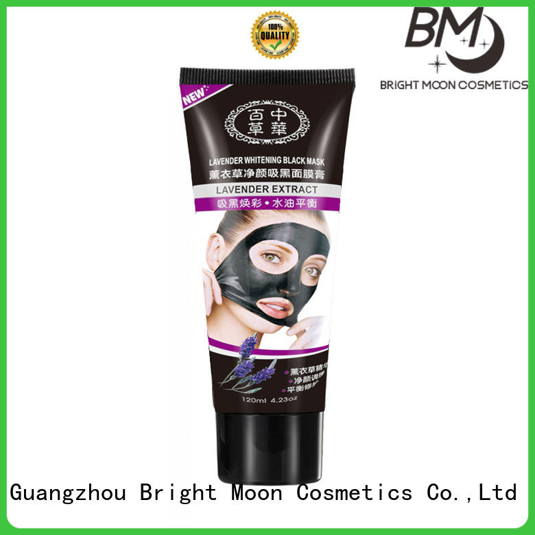 gold tube custom face mask factory for lips Bright Moon