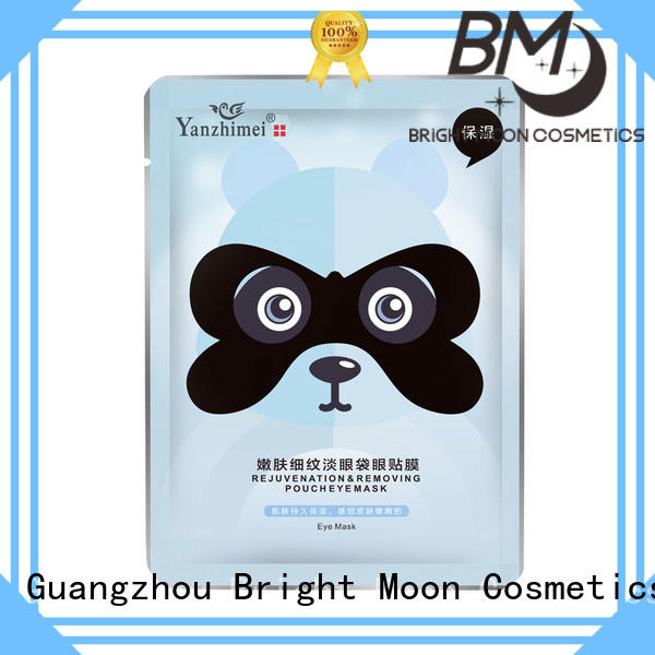 transparent eye skin care products solution expert for skin tone Bright Moon