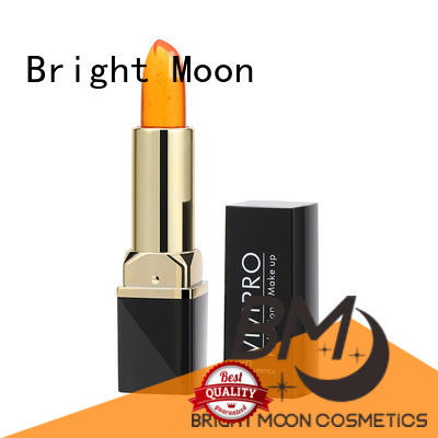 Bright Moon New waterproof lipstick suppliers for ladies