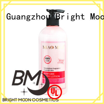 Bright Moon hyaluronic acid body beauty products factory for importer